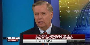 Lindsey Graham On Kavanaugh Allegations: 'What Am I Supposed To Do? Go Ahead And Ruin This Guy's Life?'