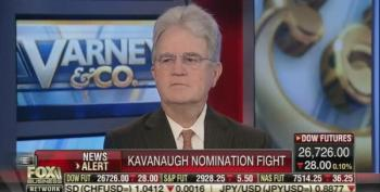 Former Sen. Tom Coburn Attacks Democrats Over Kavanaugh Nomination