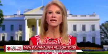 Kellyanne Conway Defends Teenager Kavanaugh: He Wasn't Powerful At The Time