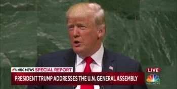 Fox News Cuts Trump Speech Clip Just Before U.N. Laughs At Him