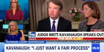 "Kavanaugh's Body Language Shows Him To Be A ""Smooth Liar"""