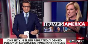 Chris Hayes Tears Into Sec Nielsen's Lies