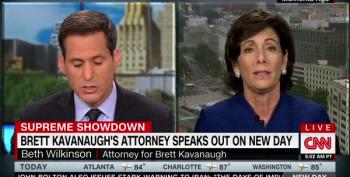 Kavanaugh's Lawyer Lies To Make Him Sound Like He Tells The Truth