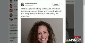 Avenatti Reveals Third Victim Of Kavanaugh Sexual Assault