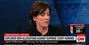 Kavanaugh Lawyer Beth Wilkinson Slams Alleged Gang Rape Victim