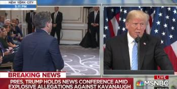 CNN's Jim Acosta Asks Trump Why He Believes Men Over Women