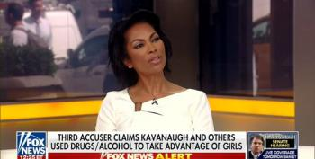 Harris Faulkner Gives Kavanaugh Advice On How To 'Clear His Name'
