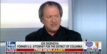 Joe DiGenova Tells Sen. Mazie Hirono To 'Shut Up'