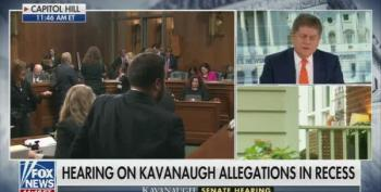 Judge Napolitano: Dr. Christine Blasey Ford: 'Has Been Exceptionally Credible'
