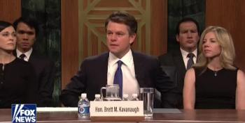 2018 Crookie Award: Brett Kavanaugh