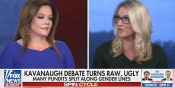 Mare Harf And Mollie Hemingway Square Off On Brett Kavanaugh Coverage