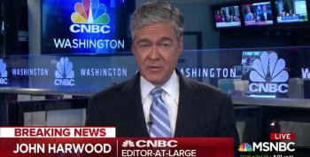 CNBC's John Harwood Discusses Trade Deal With Canada: 'Mostly Relabeling' Of Obama's Deal