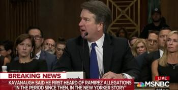 Kavanaugh May Have Lied About Debbie Ramirez During Sworn Testimony