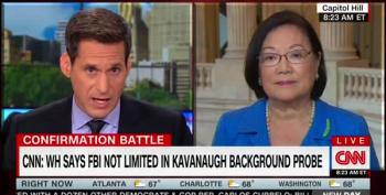 Sen. Hirono: Don Jr.'s Comments Reflect 'Fear Of Women'
