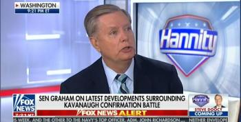 Lindsey Graham: Amy Klobuchar Should Apologize To Brett Kavanaugh