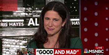 Rebecca Traister On Trump, Patriarchy, And Men's Fear Of Women's Rage
