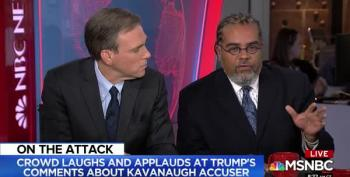 Mark Thompson And Bret Stephens Discuss White Male 'Victimization'