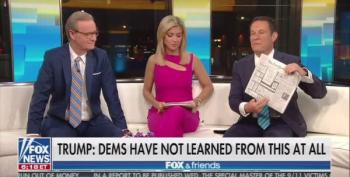 'Fox And Friends' Defends Trump Against Explosive NY Times' Tax Fraud Story