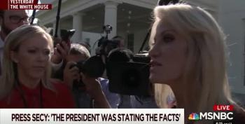 Mika Dares Kellyanne Conway To Do What Dr. Ford Did
