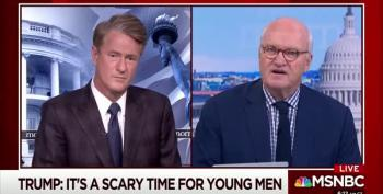 'Independent' Joe Scarborough Blames Democrats For Abandoning White Men