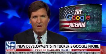 Tucker Carlson Kills Irony, Again