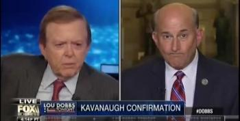 Rep. Louie Gohmert Yells 'Heil Soros' On Fox Business