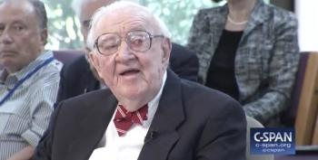 Retired Justice John Paul Stevens Says Kavanaugh Must Not Be Confirmed