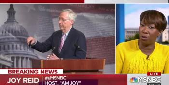 Joy Reid Breathes Fire On McConnell: 'He Can Pretend History Never Happened'