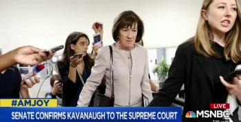 AM Joy Panel: Kavanaugh's Entitled Anger Got Him On The Bench