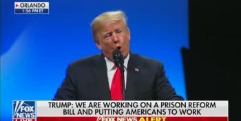 Trump Slams 'Evil' Sexual Assault Survivors, Hails 'Flawless' Kavanaugh