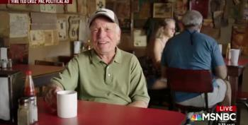 New Ad Goes After Ted Cruz's 'Texas Tough' Slogan