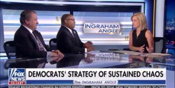 Scott Holden Calls Out Laura Ingraham's 'Amnesia' Over Violent Tea Party Protests