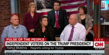 CNN Trump Voter Panel Members Are Switching To Democrats In The Midterms