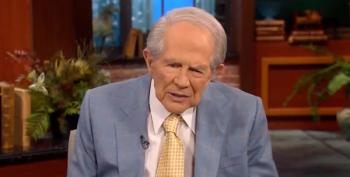 Pat Robertson Shrugs Off Saudi Murder, Cites 'Billions' In Arms Sales