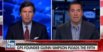 Tucker Carlson Ignores Devin Nunes Undocumented Immigrant Problem