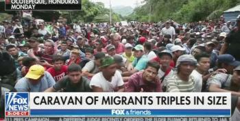 Fox News' Campaign Pitch: 'If You Think Our Southern Border Should Be Open, Support The Democrats'