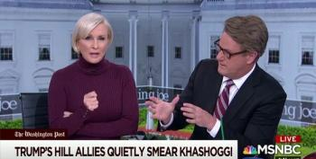 Morning Joe Calls Out Fox's 'Outnumbered' For Khashoggi Smears