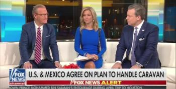 Fox And Friends Amplifies Rep. Matt Gaetz' Phony Claim That George Soros Paid Off Hondurans