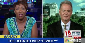 GOP Operative Tries To 'Both Sides' Rioting Mobs, Joy Reid Isn't Having It