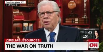 Carl Bernstein: Trump Is Waging  An Unprecedented War On Truth