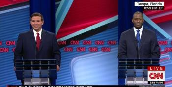 Ron DeSantis And Andrew Gillum Closing Remarks At CNN Debate