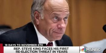 Steve King Faces His First Re-Election Threat In Years