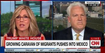 Alisyn Camerota Calls Out Lying Trumpster Matt Schlapp For Fearmongering Over Caravan