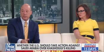 Ari Fleischer: Making Billionaire Saudis Stay In Their Own Country Is A Great Punishment