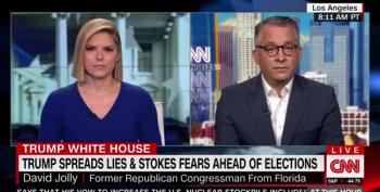 David Jolly: Don't Say 'Fact-Challenged' - Trump Is Lying