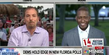 Andrew Gillum Revs Up Crowd With Prediction Florida Will Reject Racism