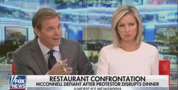 Fox Interrupts Whining Over Restaurant Mobs To Notice Bomb Threats
