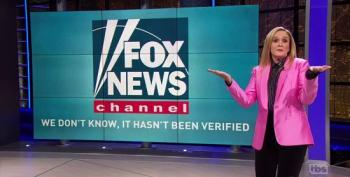 Samantha Bee: 'We Don't Know, It Hasn't Been Verified' Should Be Fox's New Motto