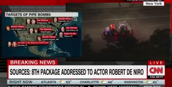 Bomb Package Was Sent To Robert DeNiro At Tribeca Office