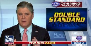 Hannity Continues To Rail Against The Media And Democrats On Day Pipe Bombs Were Sent